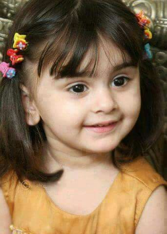 Smile Cute Baby Girl : smile, Wallpaper, Smile, Female, Photos, Viewer