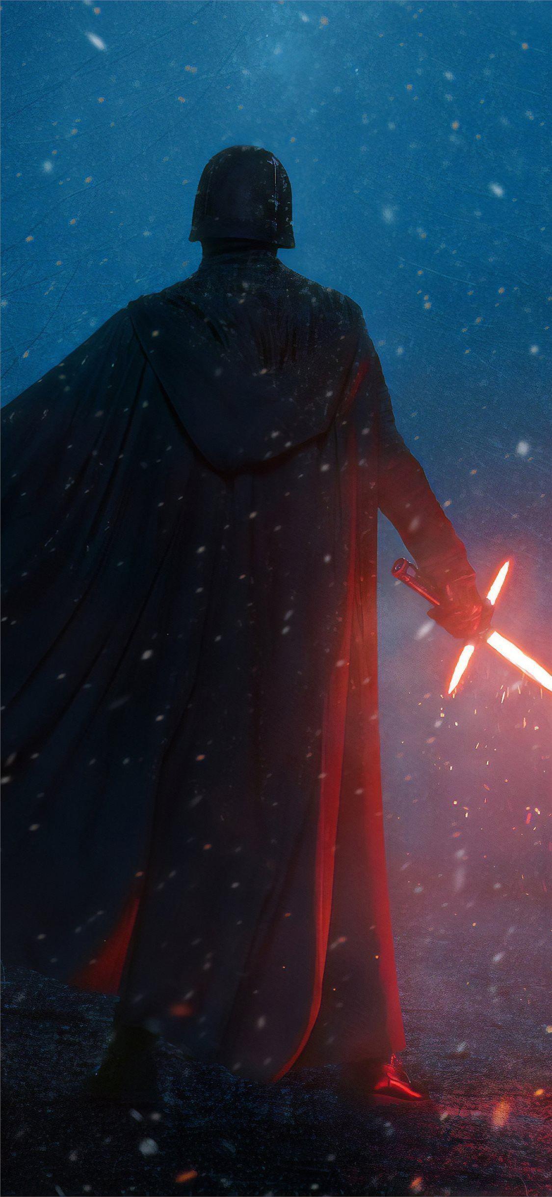 Film Review Star Wars The Rise Of Skywalker Strange Harbors Star Wars Wallpaper Android Wallpaper Star Wars Painting