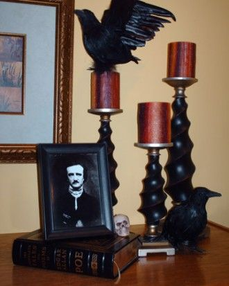 A Poe Display!