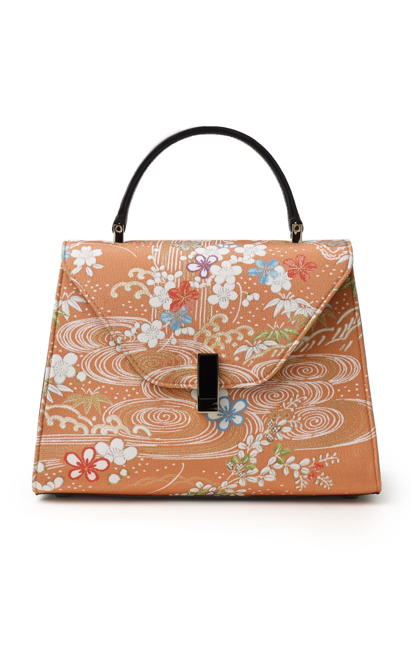 Valextra Mini Iside Kimono Bag JTdegP2np