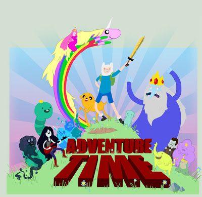 Adventure Time Wallpapers Hd Wallpaper Wallpapers For Desktop