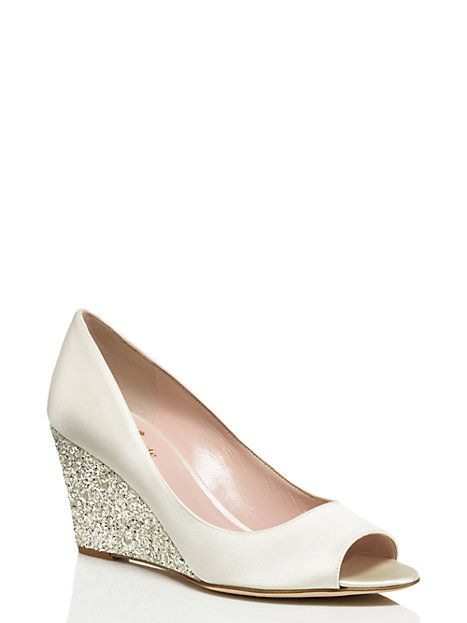 8764a1886e46 Kate Spade Radiant Wedges