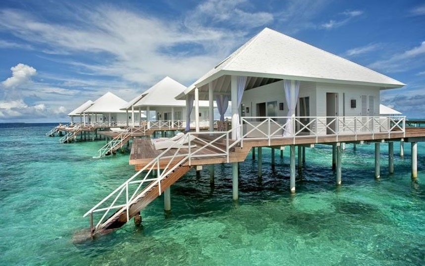 Maldives Hotels With Over Water Villas The Fab Five