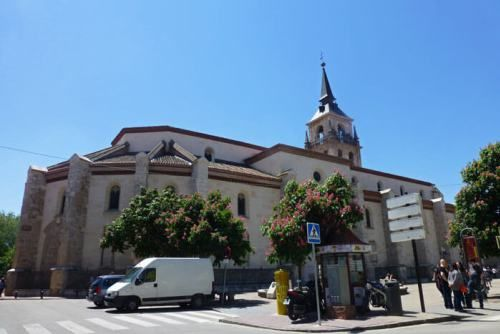Catedral Magistral De Los Santos Niños Justo Y Pastor En Alcalá De Henares Alcala De Henares Guia De Turismo Catedral