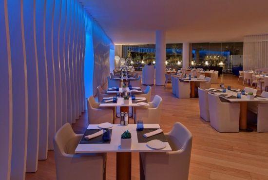 Restaurante Wave - W Barcelona