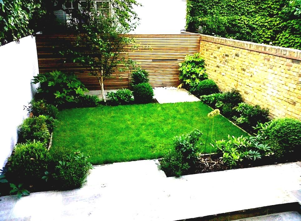 Easy Backyard Landscaping Ideas For Beginners In Square ... on Small Square Patio Ideas id=46120