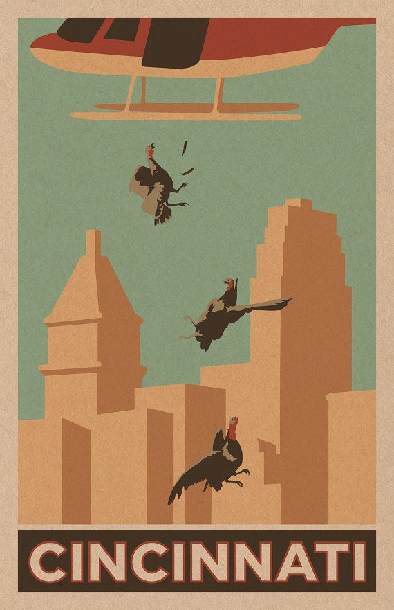 Wkrp in cincinnati turkeys