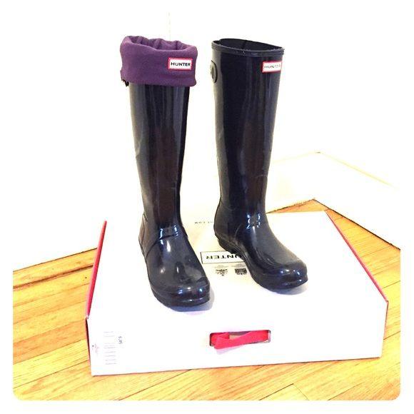 Hunter boots, Boots, Hunter original
