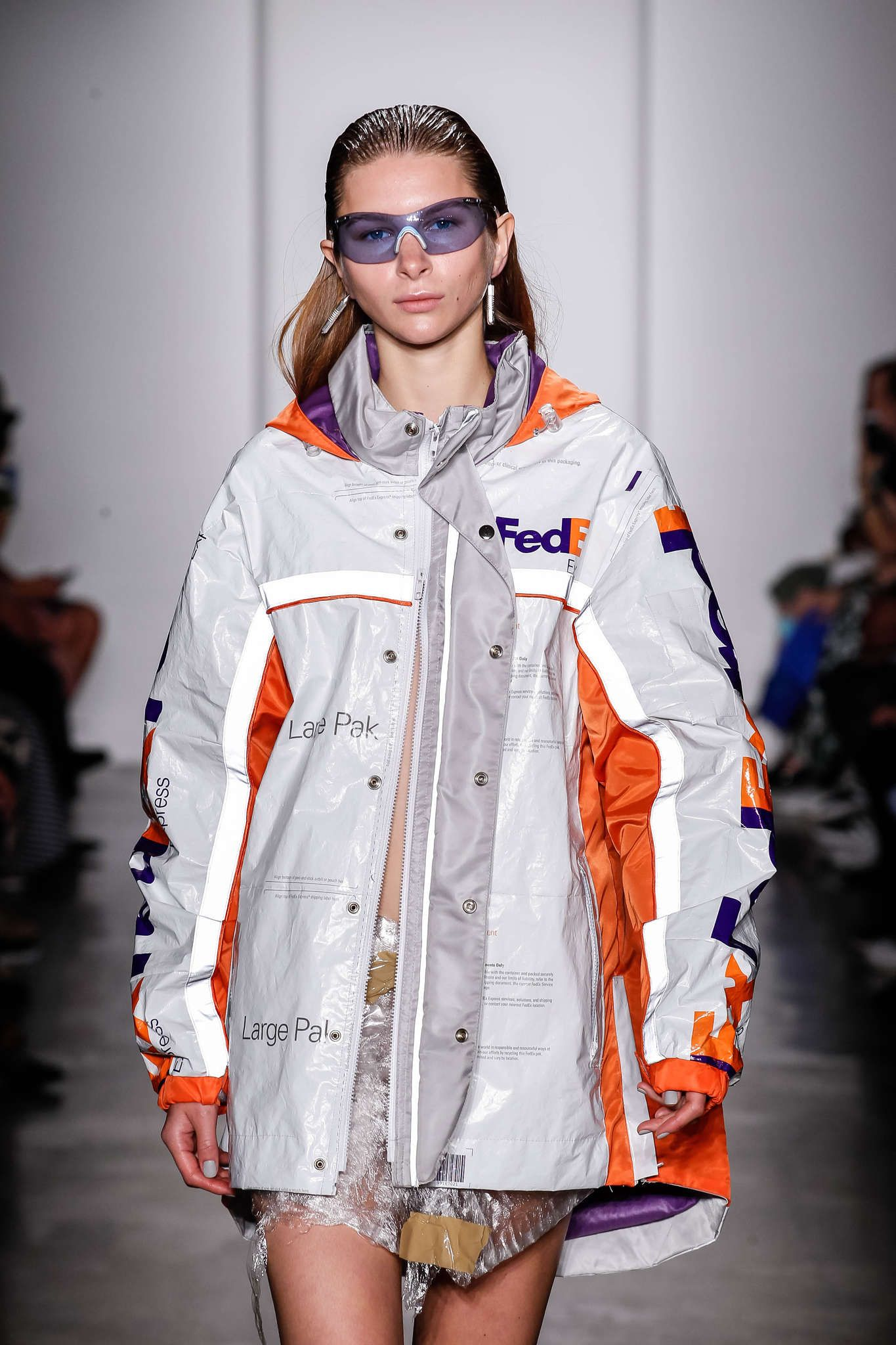 Parsons MFA Spring-Summer 2016, Womenswear - Catwalks (#22777)