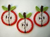 ::Apple Crochet::