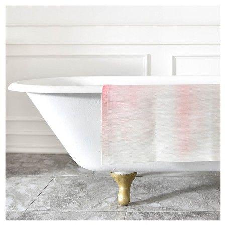 "Social Proper Basking Bath Rug Pink 2""x3""  Deny Designs  Bath Awesome Target Bathroom Rugs Decorating Design"