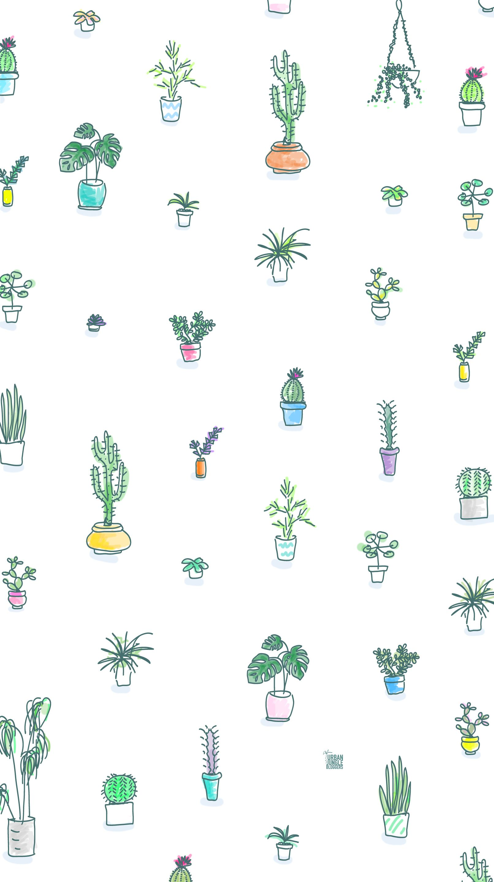 Oh my goshhhh! This iPhone wallpaper is perfect for spring