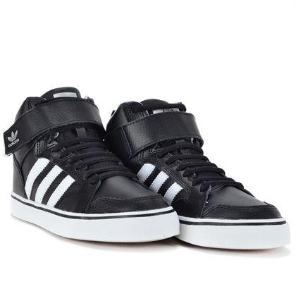de8bff649e5 Tênis Adidas Varial II Mid Core Black Ftwr White D68656