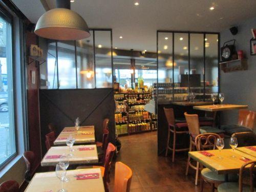 Restaurant 18 me picerie fine deco recup pinterest picerie restaurant et gourmets - Le comptoir des tuileries ...