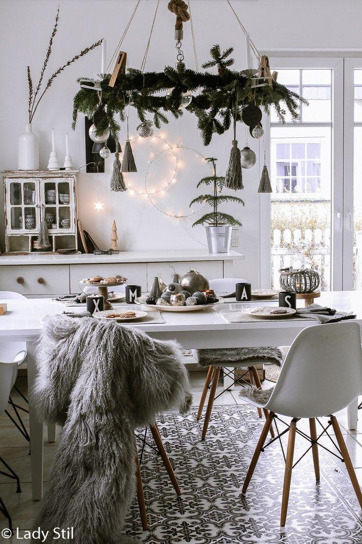 Photo of Hanging advent wreath – lady-stil.de