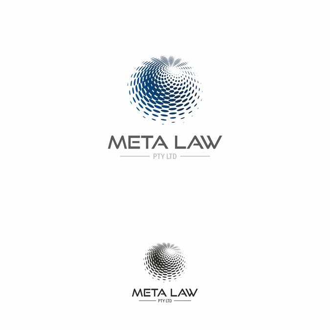 Creative An Innovative Logo For Our New Progressive Online Tech Focussed Legal Firm Meta Law Pty Ltd By 9 Innovative Logo Law Logos Design Branding Design Logo