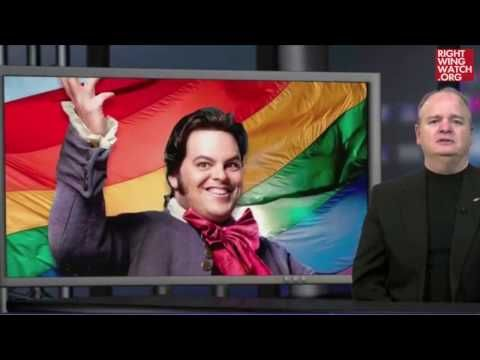"Gordon Klingenschmitt: ""Demonic Spirits"" Are Using Beauty and the Beast to Turn Kids Gay"