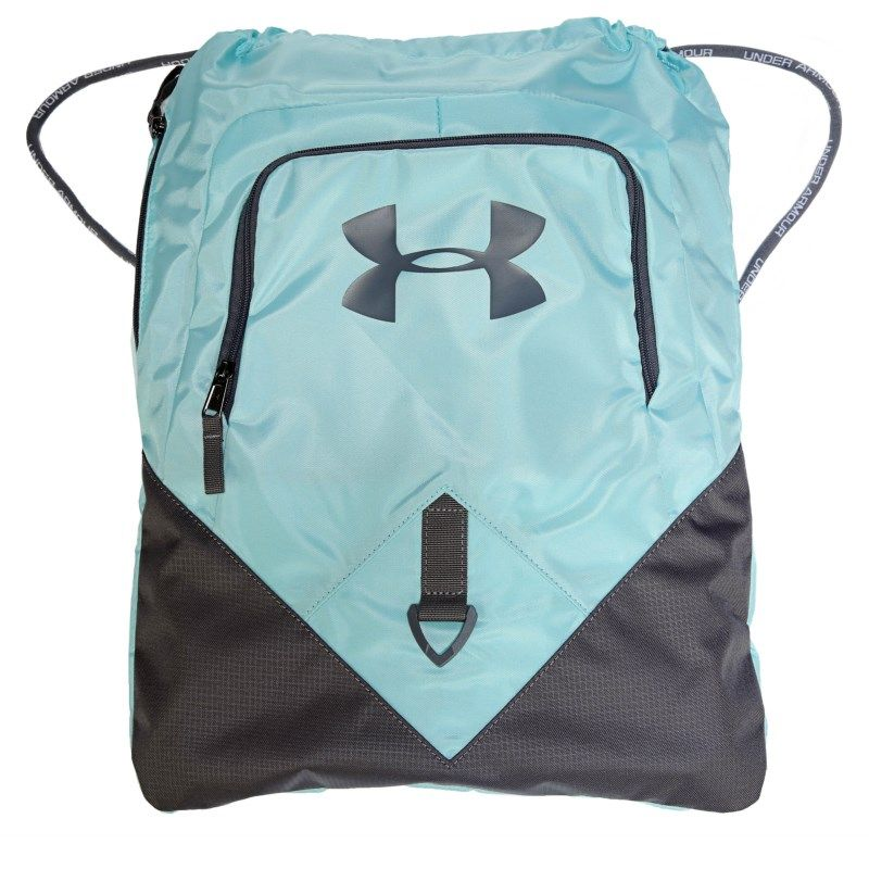 Under Armour UA Undeniable Sackpack Accessories (Blue Grey ... 01fd3c1072
