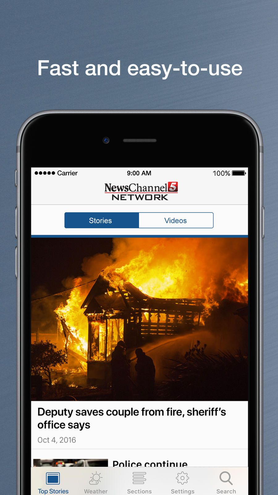 Newschannel 5 Nashville Entertainment News Apps Ios News Apps Apples To Apples Game Action News