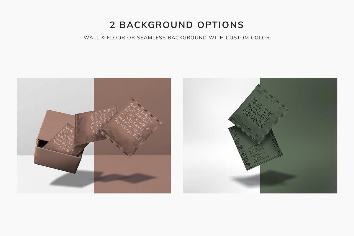 Download Chai Tea Bag Sealed Bag Mockup Sponsored Affiliate Template Mockup Sealed Stylish Bag Mockup Mockup Branding Mockups