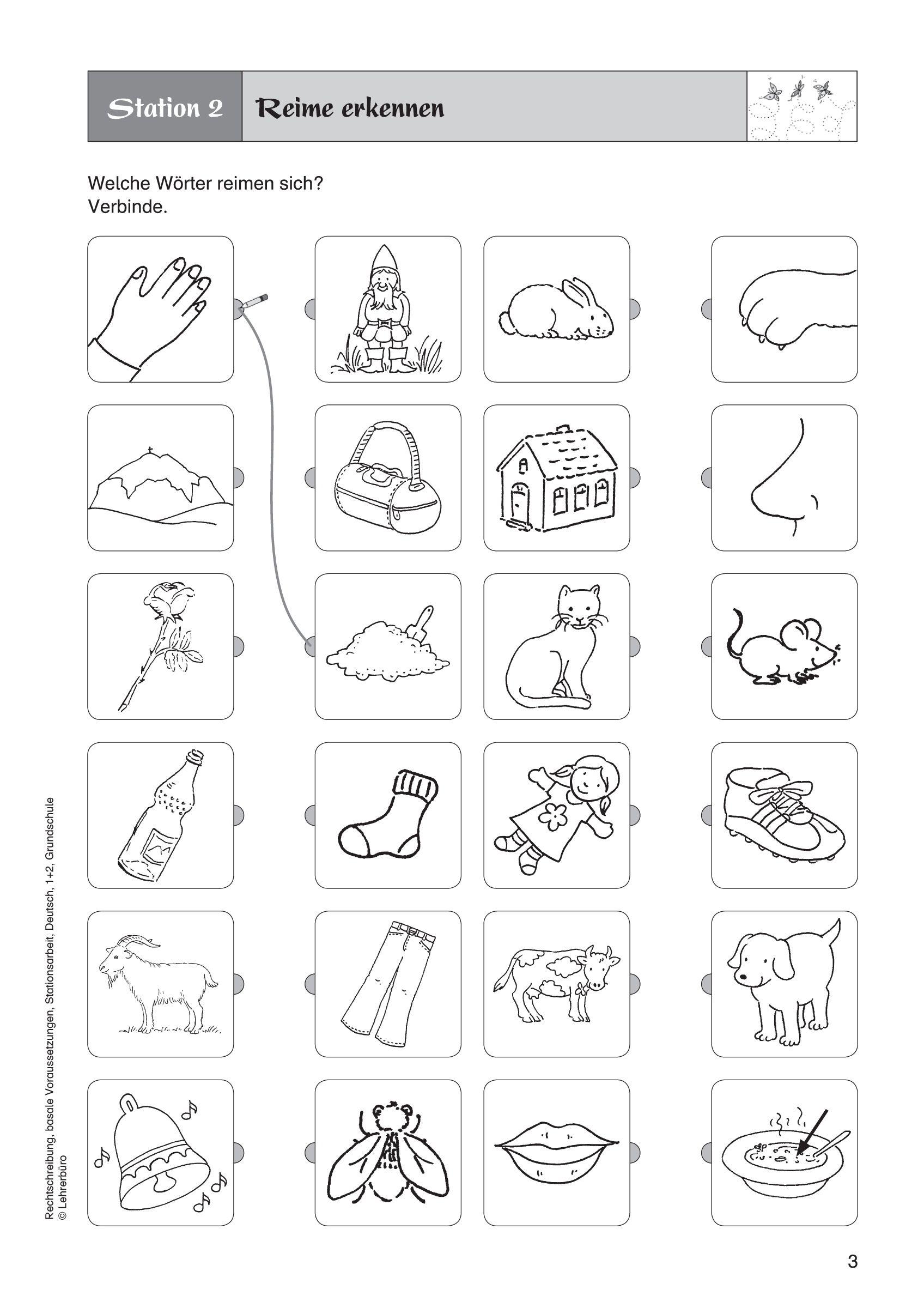 Arbeitsblatter Grundschule 1 Klasse Ausdrucken 1 Klasse