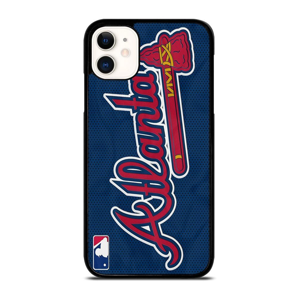 Atlanta Braves Jersey Icon Iphone 11 Case Cover Casesummer In 2020 Braves Jersey Atlanta Braves Jersey Atlanta Braves