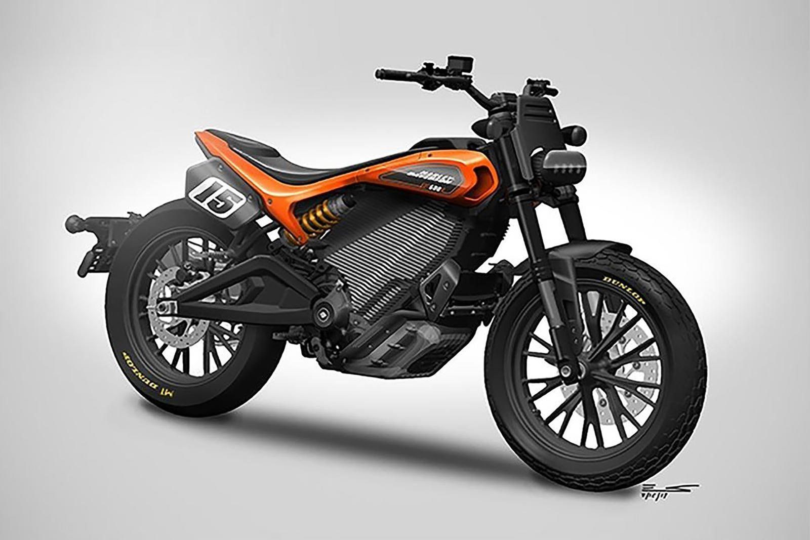 Harley Davidson Just Showed Us A Strong Intent Of Their Future Electric Street Tracker In 2020 Electric Motorcycle Motorcycle Harley Harley Davidson Bikes
