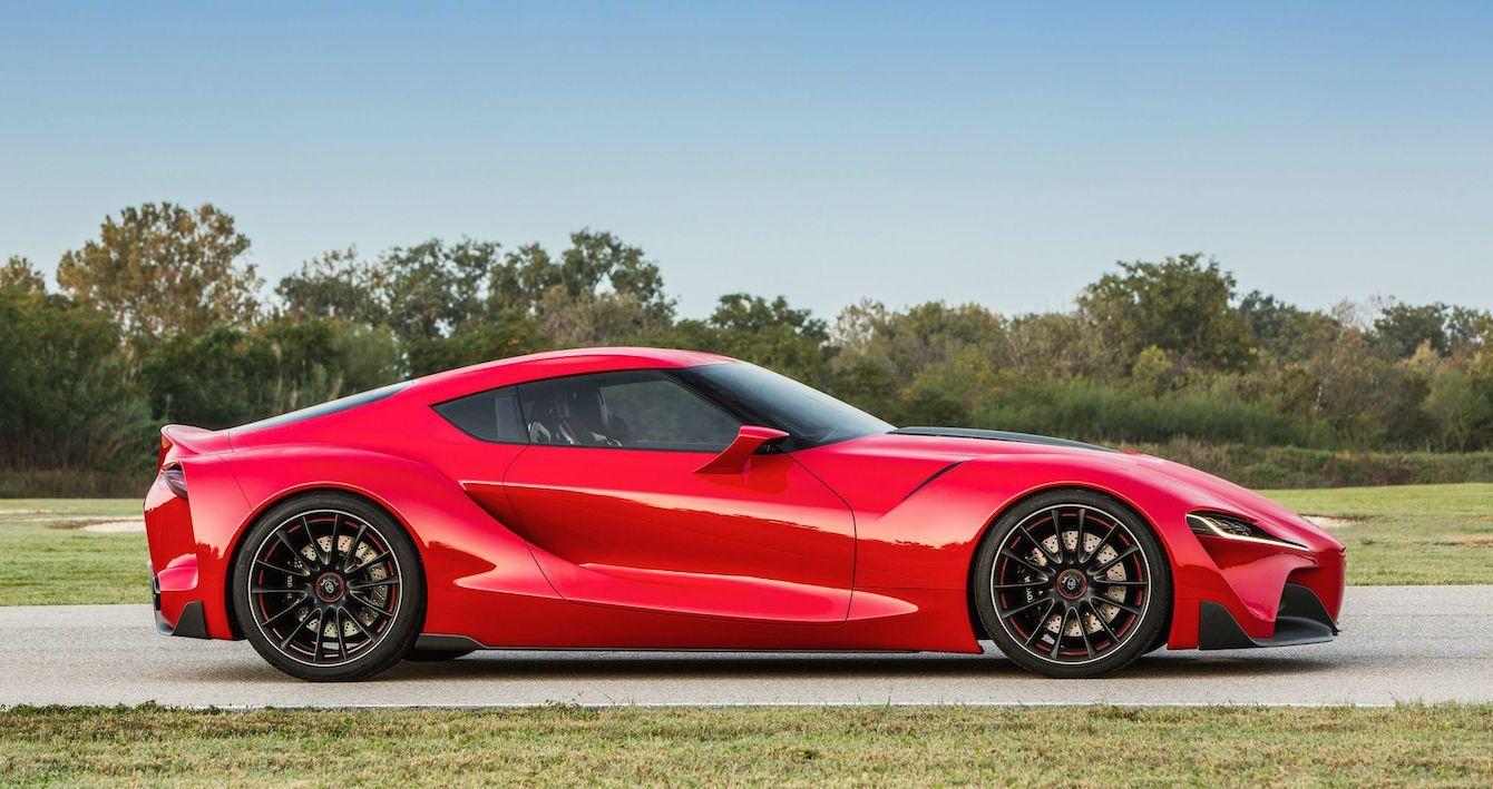 2018 toyota supra red color | supras & other cars | toyota supra