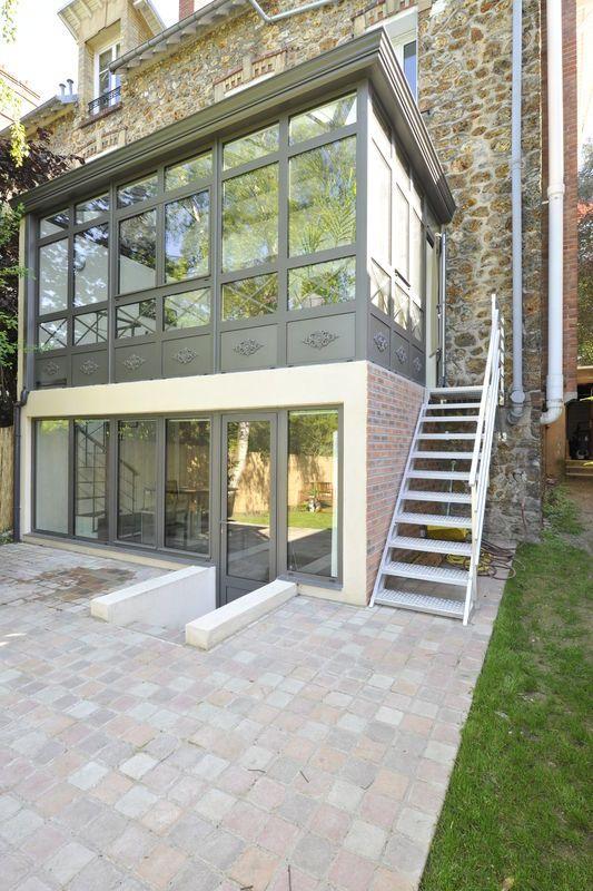 Terrasse suspendue acier Extérieur Pinterest Dog ramp