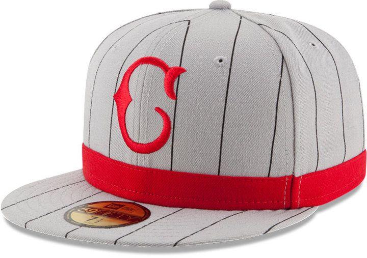New Era Cincinnati Reds Turn Back The Clock 59fifty Cap Shopstyle Men S Fashion Cincinnati Reds Cincinnati Reds Logo New Era