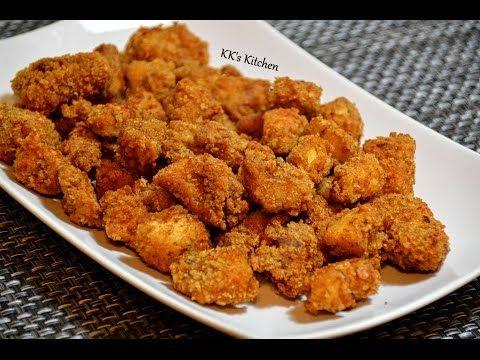 Chicken Popcorn I Kfc Style Popcorn Chicken Spicy Chicken Popcorn Chicken Snack Recipe You Popcorn Chicken Recipe Fried Chicken Recipes Kfc Chicken Recipe