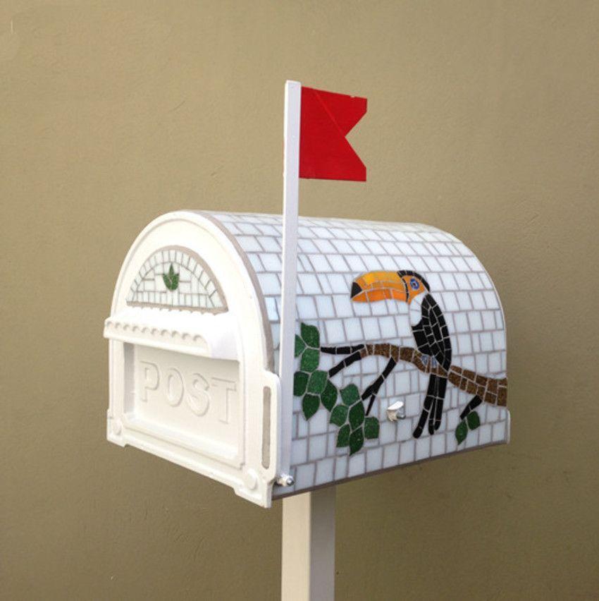 Caixa correio - Tucano