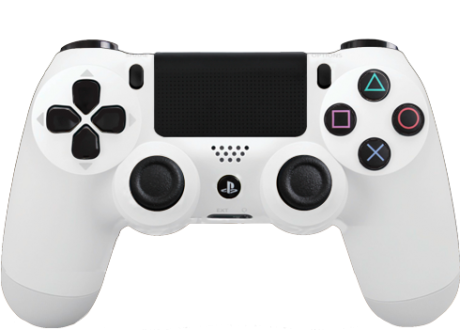 Stock White Master Mod Playstation Ps4 Controller Ps4