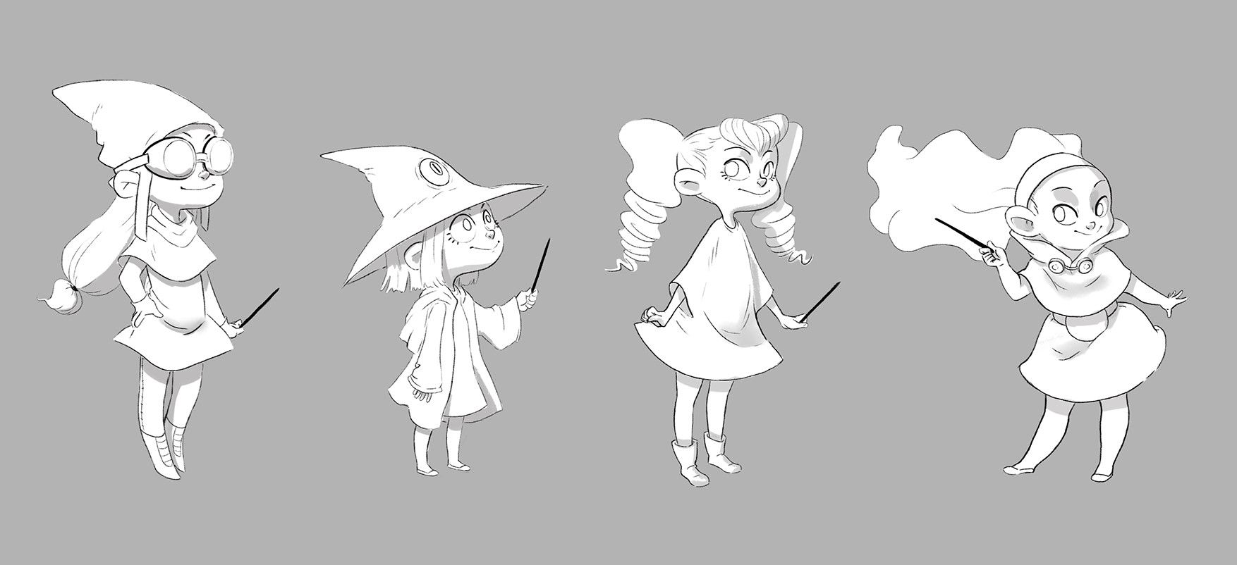 Image Result For Witch Designs Character Design Witch Design