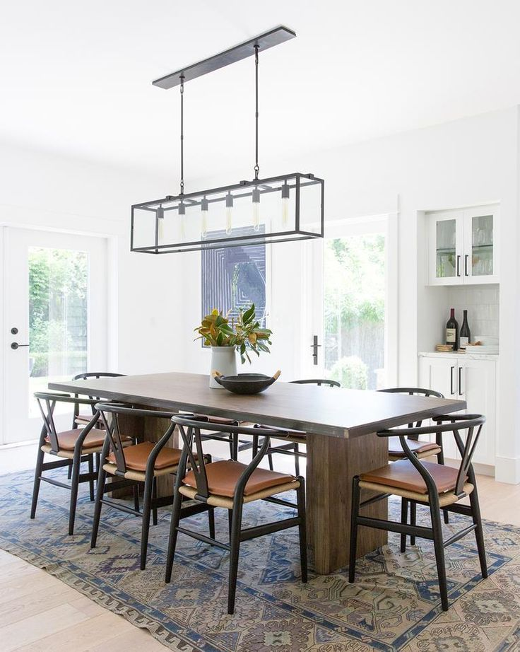 Luxury Formal Dining Room Sets: Kinsley Dining Table - Spalted Alder