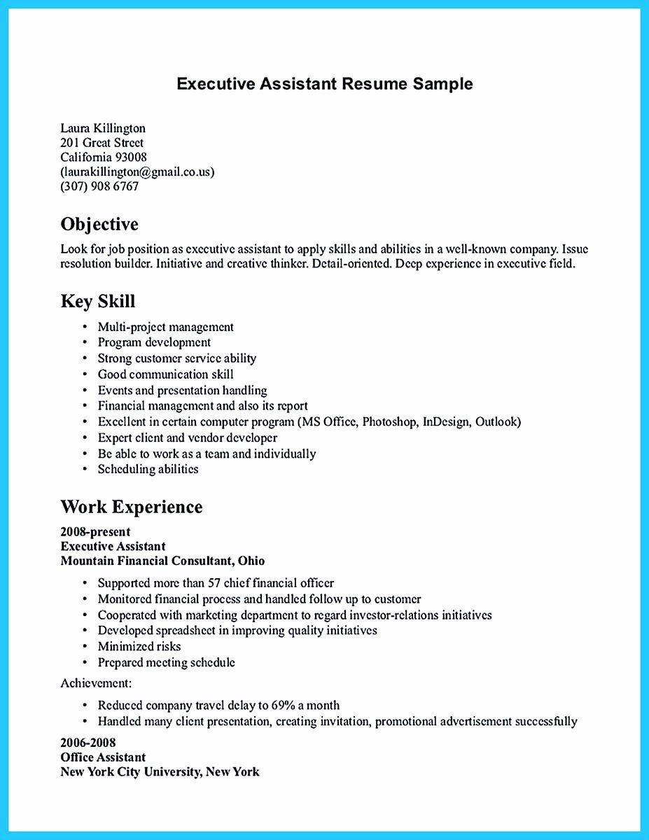 Assistant Store Manager Job Description Resume Elegant