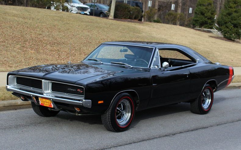 1969 charger 440 r