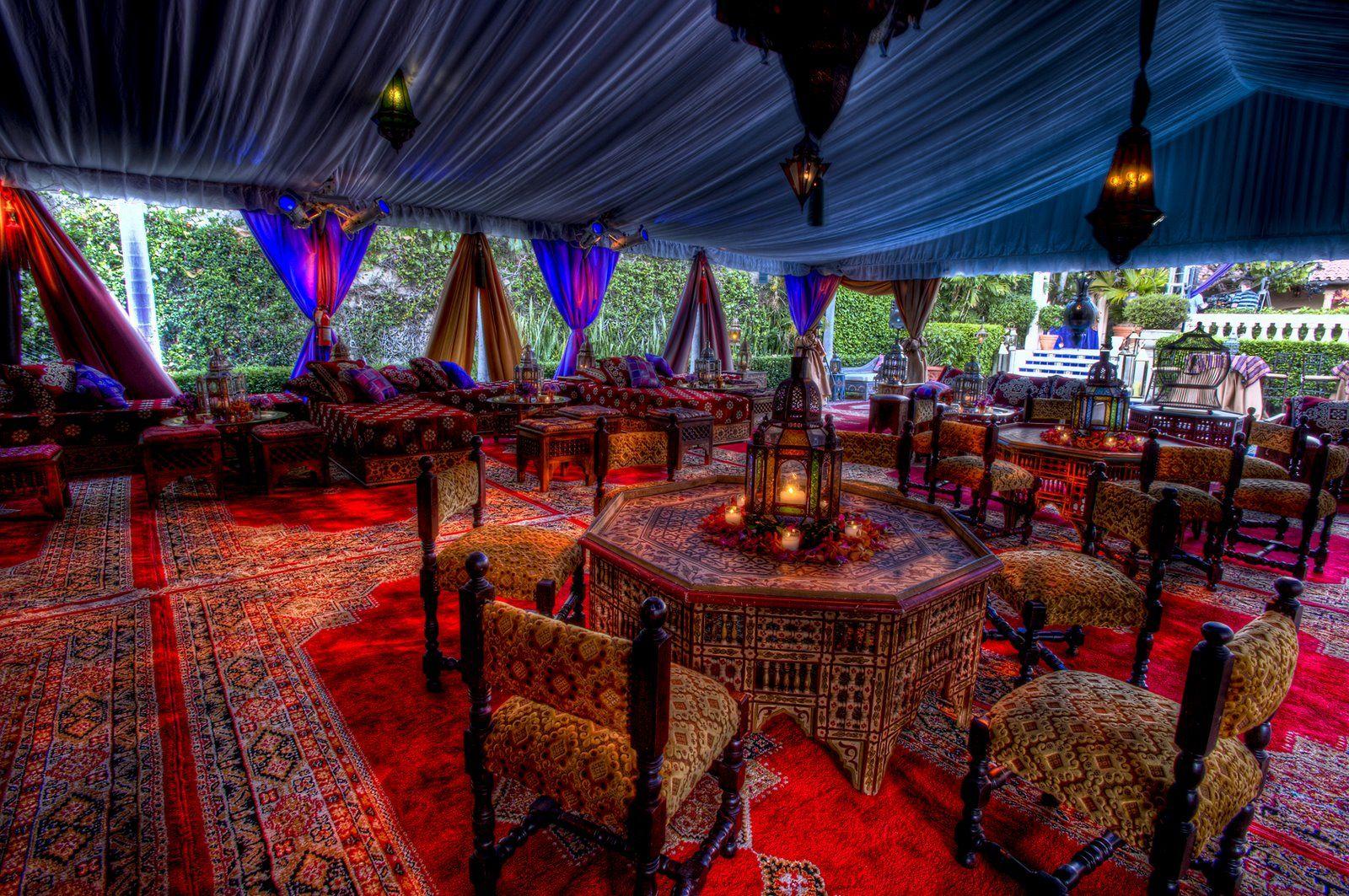 Night wedding decor ideas  Moroccan  Wedding Planning Ideas  Pinterest  Wedding planning and