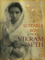 a suitable boy   Suitable Boy book : Vikram Seth, 0140230335, 9780140230338 ...