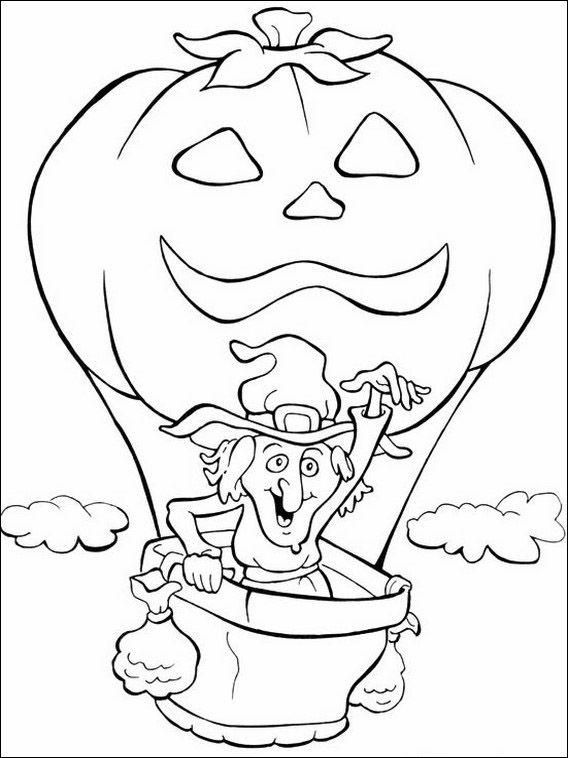 halloween 62 ausmalbilder für kinder malvorlagen zum