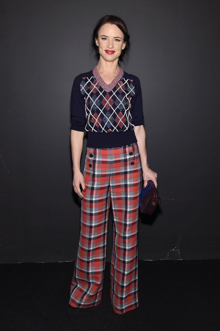 Pin for Later: Seht alle Highlights der Marc Jacobs Modenschau  Juliette Lewis.