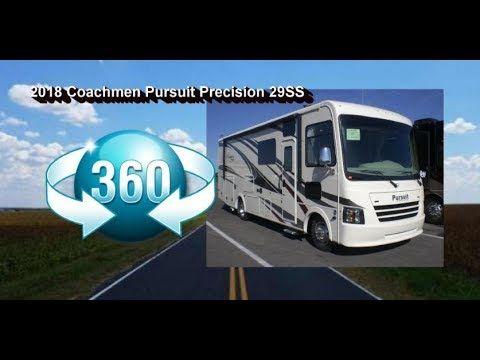 2018 Coachmen Pursuit Precision 29ss 360 View Mount Comfort Rv