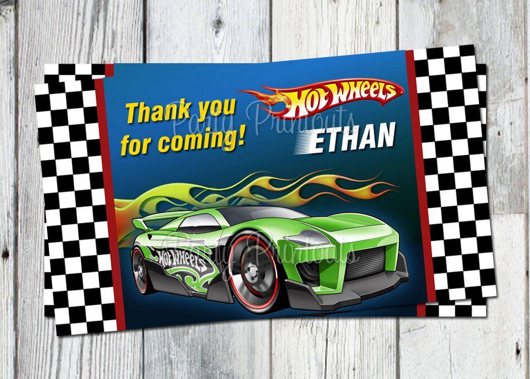 Team Hot Wheels The Origin Of Awesome Hot Wheels Cars - Homemade hot wheels birthday invitations