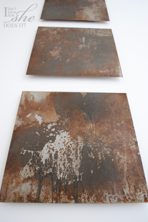 Rusted Metal Wall Art Industrial Wall Art Sheet Metal Art Rusted Metal