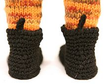 THE FREE BOOTS PATTERN.