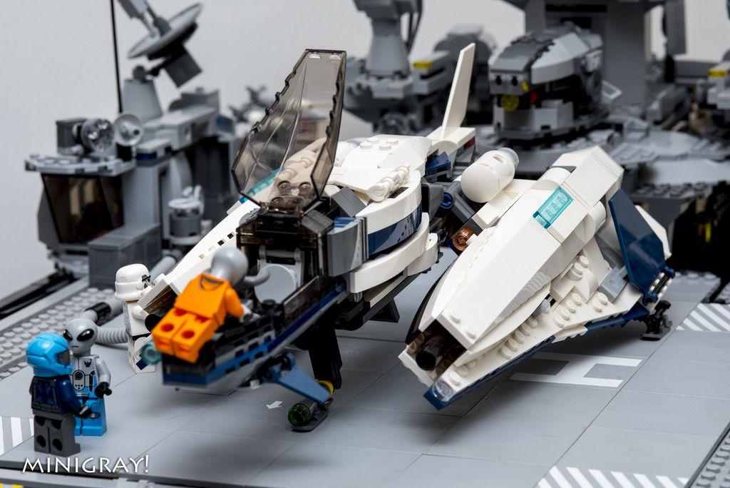 sci-fi test aircraft http://www.flickr.com/photos/minigray/29963933940/