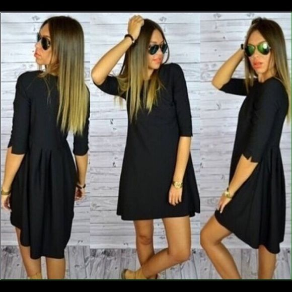 Mini dress So sexy!! So classy!!   20% off bundles of 2 or more 5+ items  get 25% discount!    contact me so I can make you a special just for you. Dresses Mini