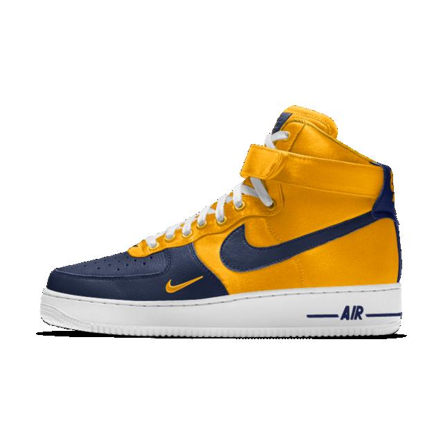 detailed look cb448 88eb0 Calzado para hombre Nike Air Force 1 High Premium iD | shoes for men ...