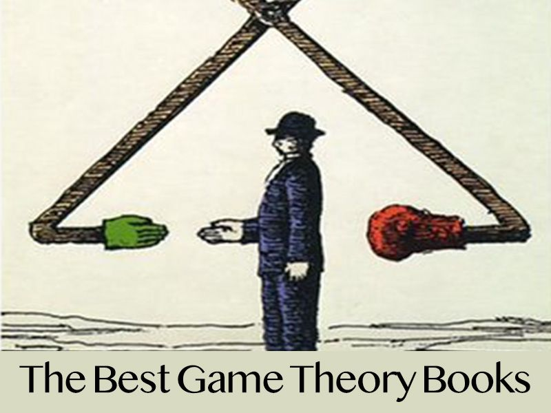 game theory books top