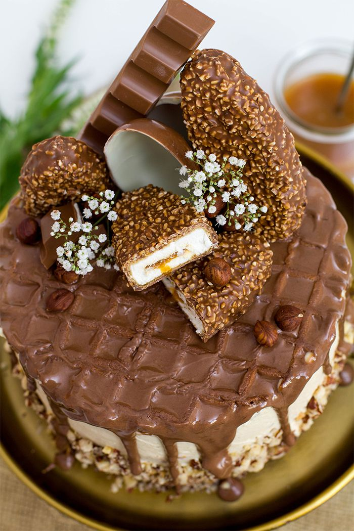 Assez Kinder Maxi King Torte_Close up | Rezepte | Pinterest WW71